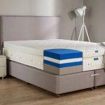 ортопедический матрас для двуспальной кровати фото
