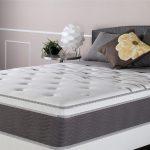 матрас для двуспальной кровати оформление