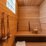 мебель для обустройства бани идеи дизайна
