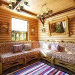 мебель для обустройства бани декор фото