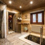 мебель для обустройства бани интерьер фото