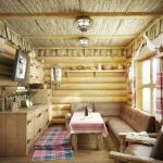 мебель для обустройства бани идеи оформления