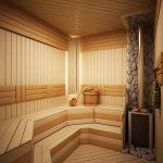 мебель для обустройства бани варианты