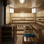 мебель для обустройства бани виды идеи