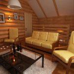 мебель для обустройства бани виды декора