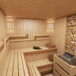 мебель для обустройства бани фото дизайна