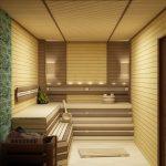 мебель для обустройства бани дизайн идеи