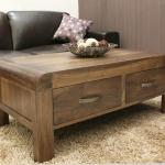 мебель из дерева тумба