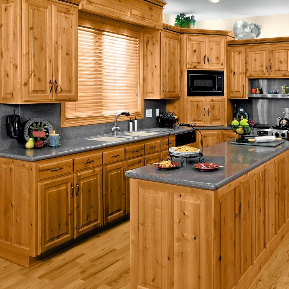 Мебель для кухни из дерева фото