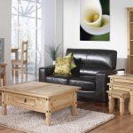 мебель из дерева белый столик