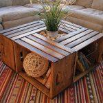 мебель из дерева журнальный стол