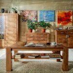 мебель из дерева гарнитур