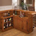 мебель из дерева барная стойка
