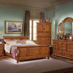 мебель из дерева спальня
