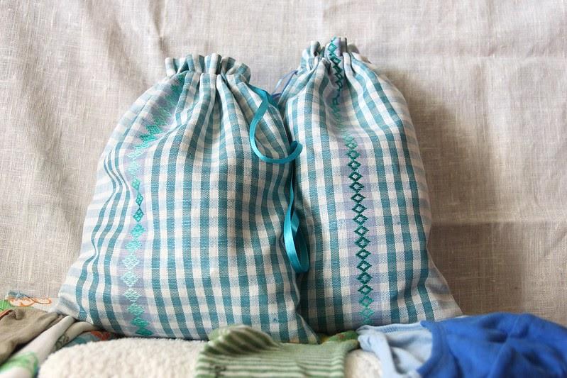 мешок для стирки своими руками