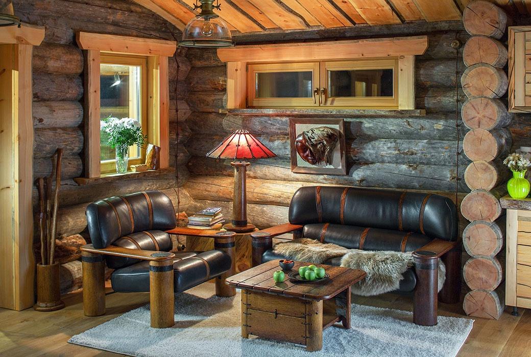 мягкая мебель для бани