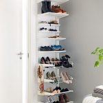 обувница в прихожей обзор фото
