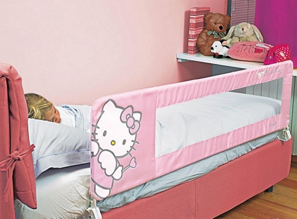 бортик для кровати из сетки