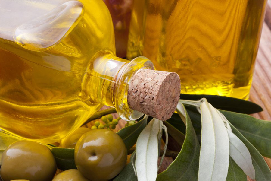 оливковое масло открытое