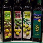 оливковое масло виды