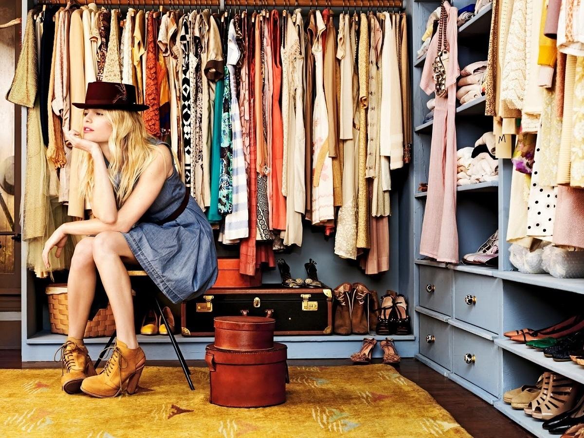 хранения одежды