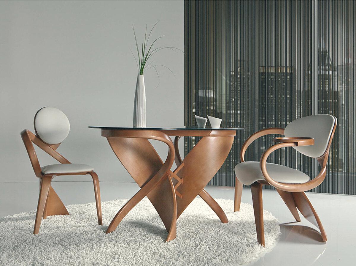 Фото оригинальных стульев