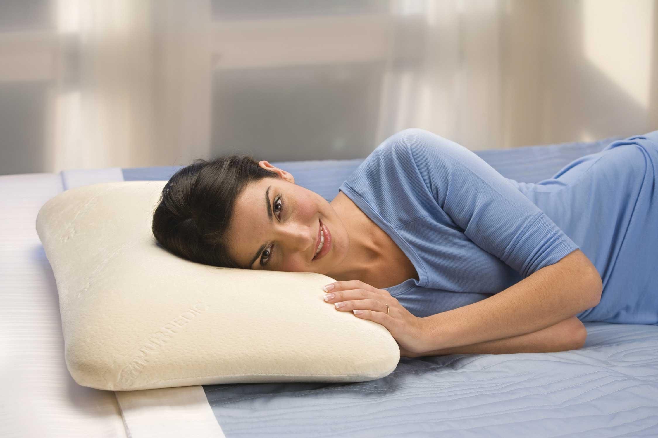 параметры ортопедической подушки