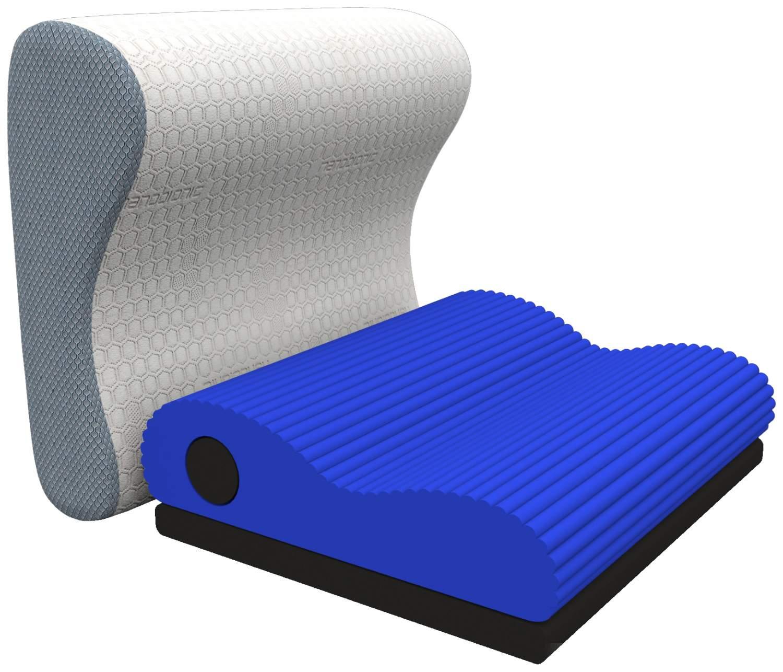 волнообразная можель подушки