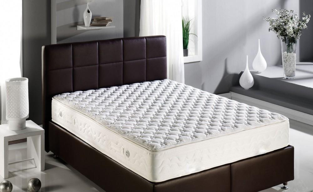 ортопедический матрас для двуспальной кровати