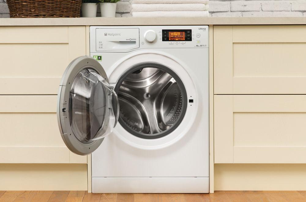 открытая стиральная машина