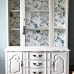 отреставрированный шкаф декор фото