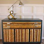 восстановление старых дизайнерских идей мебели