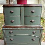восстановление старых мебельных украшений