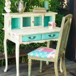 Реставрация старых мебельных декоративных идей