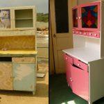 реставрация старой мебели декоративные фото