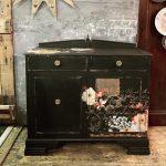 Восстановление фотографий старого дизайна мебели