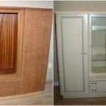 варианты реставрации старой мебели