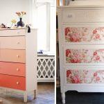 Восстановление фотографий старых идей мебели