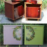 Переделывание старой мебели фото типы