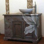 Переделывание старых мебельных идей