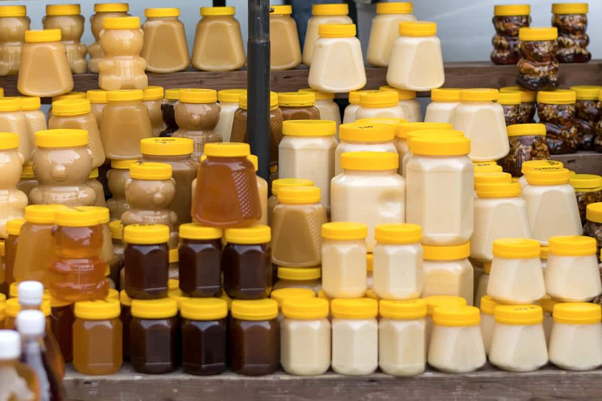 пластиковая тара для меда
