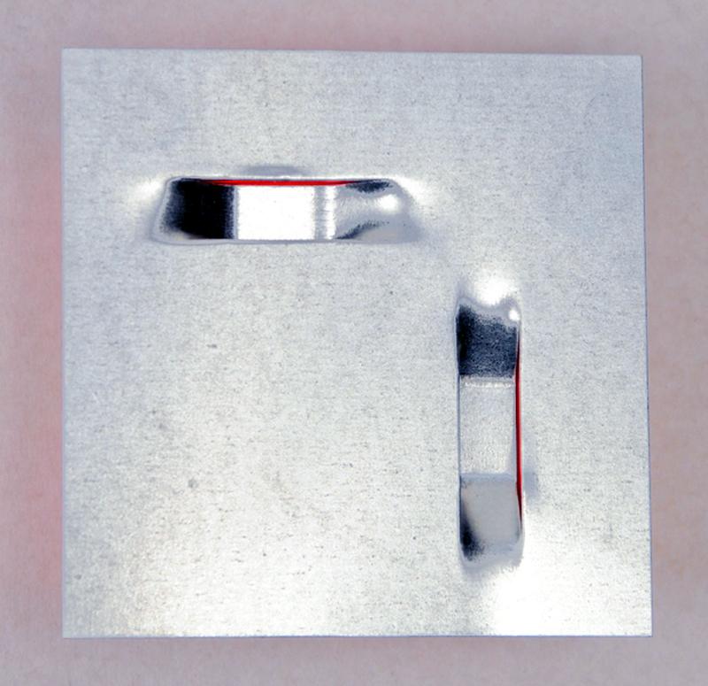 пластинчатый держатель для зеркала