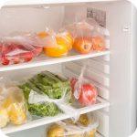 полиэтиленовые кульки для холодильника