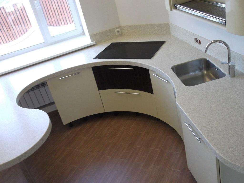 экономия пространства в кухне