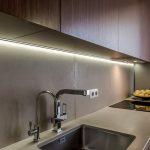 подсветка для кухни фото оформления