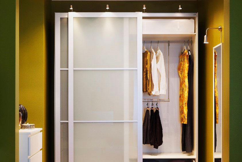 подсветка шкафа купе дизайн идеи