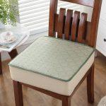 подушки для сидения на стуле интерьер