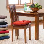 подушки для сидения на стуле дизайн фото