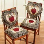 подушки для сидения на стуле варианты фото