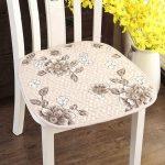подушки для сидения на стуле фото дизайна